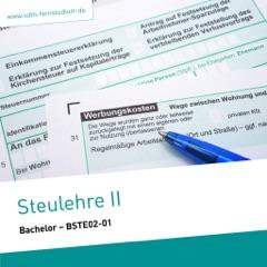 Steuerlehre II (Bachelor)