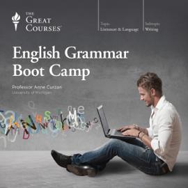 English Grammar Boot Camp audiobook