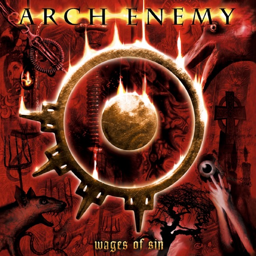 Art for Behind the Smile by Arch Enemy