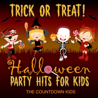 Trick or Treat! Halloween Party Hits for Kids – The Countdown Kids
