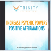 Increase Psychic Powers Present Affirmations