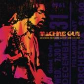 Jimi Hendrix - Machine Gun (Live at the Fillmore East)