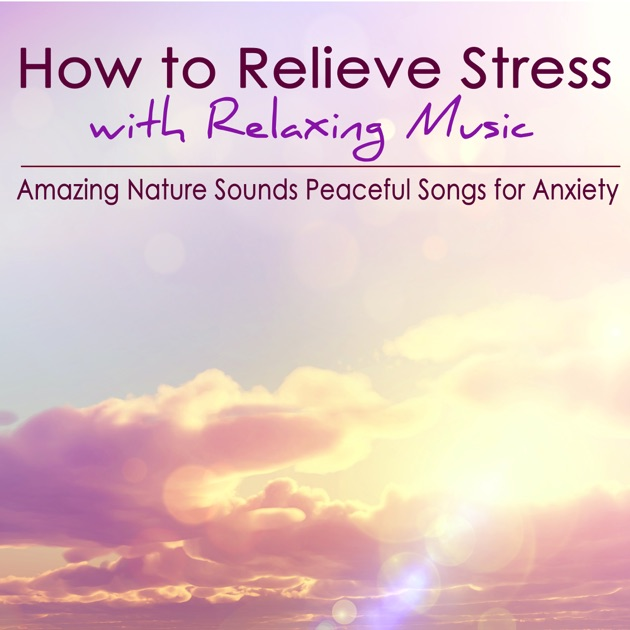 music as a stress reliever Reading 'can help reduce stress' reading is the best way to relax and even six minutes can be enough to reduce the stress levels by more than two thirds, according to new research.