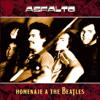 Asfalto - Homenaje a the Beatles portada