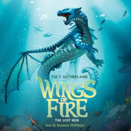 The Lost Heir: Wings of Fire, Book 2 (Unabridged) audiobook