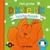 Jet Boeke - Het grote Dikkie Dik luisterboek artwork