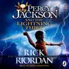 Rick Riordan - The Lightning Thief: Percy Jackson, Book 1 (Unabridged) artwork
