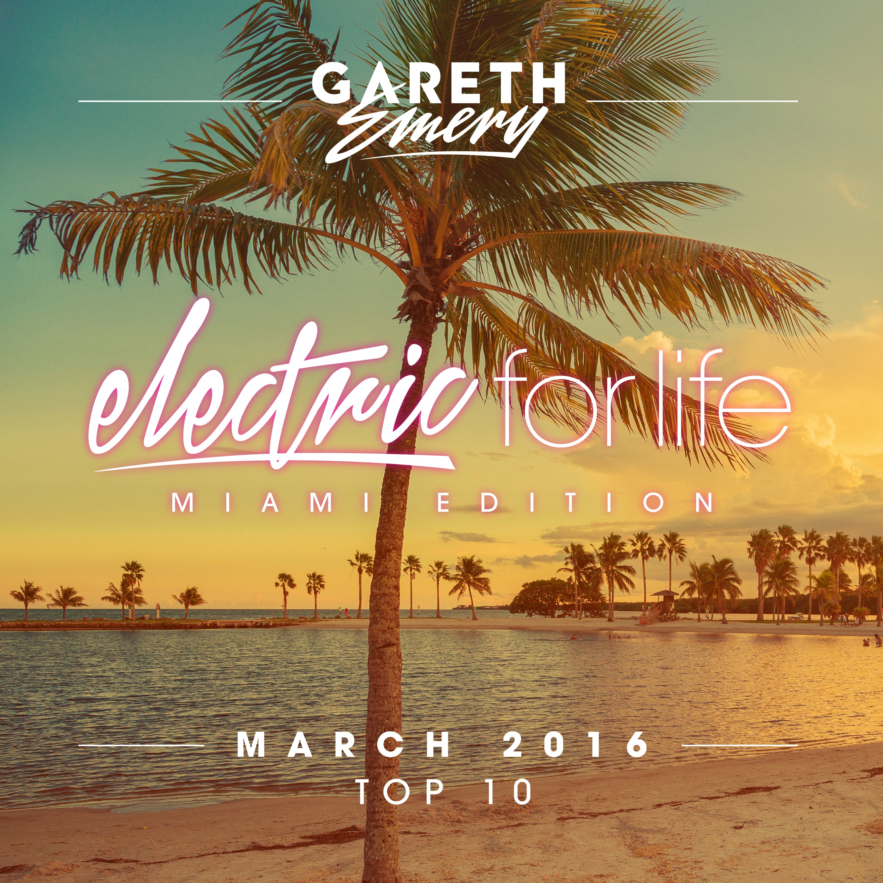 Electric for Life Top 10: March 2016 (Miami Edition)