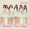 Brand New Days - EP ジャケット写真