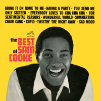 Sam Cooke - The Best of Sam Cooke artwork