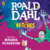 Roald Dahl - The Witches (Unabridged) artwork
