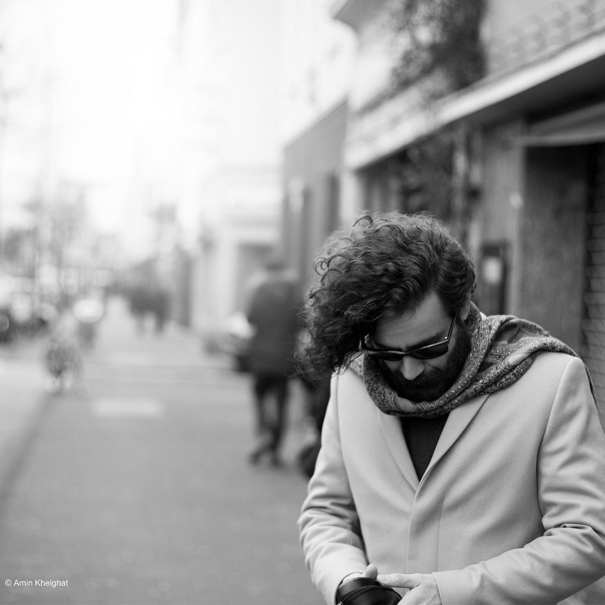 Ay Leili - Single Album Cover by Shahin Najafi