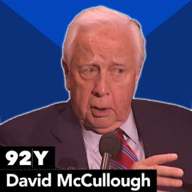 David McCullough with Adam Gopnik: The Greater Journey audiobook