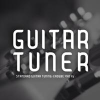 Guitar Tuner - Guitar Tuner: Standard Guitar Tuning - EADGBE (Acoustic, 440 Hz) artwork