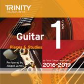 Trinity College London Guitar Grade 1 2016-2019