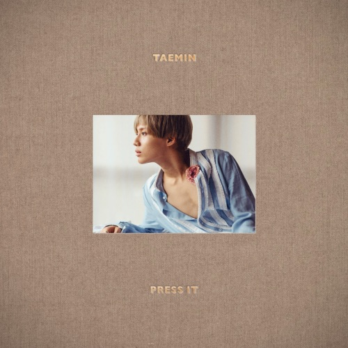 TAEMIN - Press It - The 1st Album