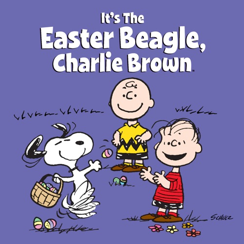 It's the Easter Beagle, Charlie Brown image