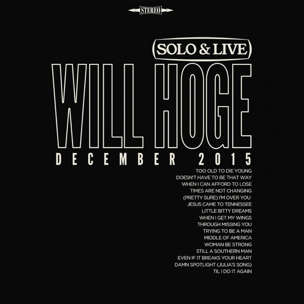 Solo & Live - December 2015