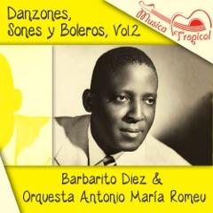 Danzones, Sones y Boleros, Vol. 2