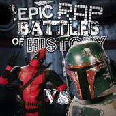 Deadpool Vs. Boba Fett-Epic Rap Battles of History