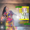Sinach - He Did It Again artwork