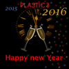 Happy New Year Music - Plastic3