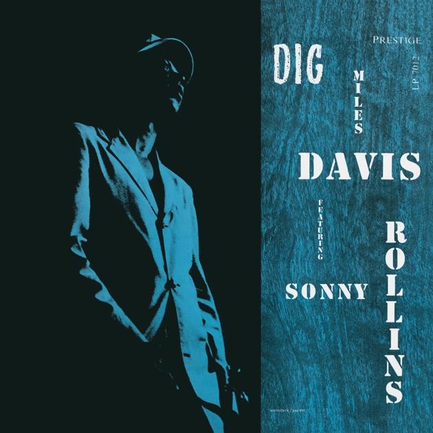 Image result for miles davis sonny rollins dig