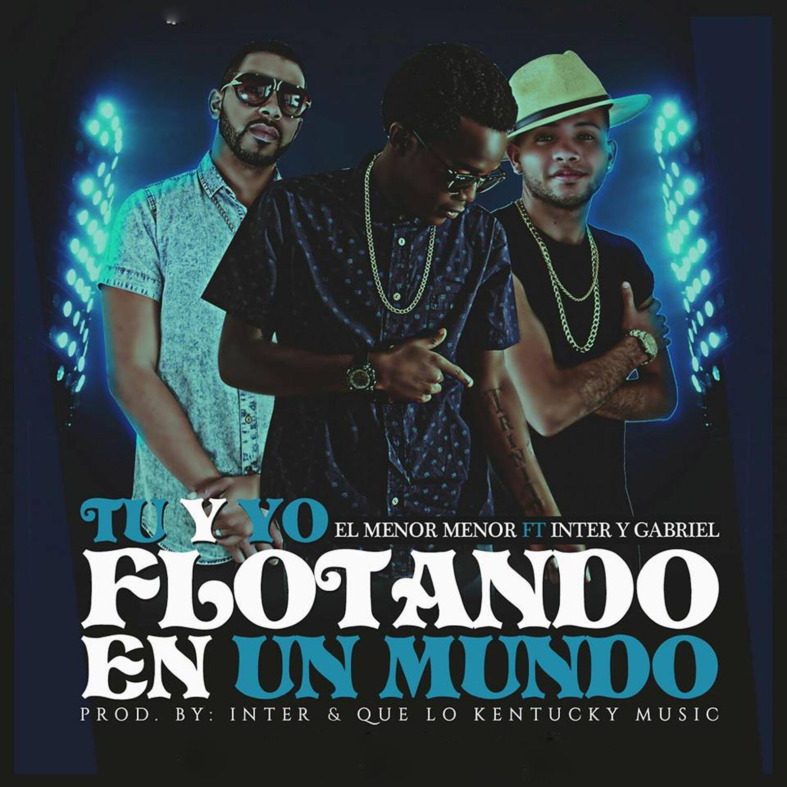Flotando en un Mundo (feat. Inter & Gabriel) - Single