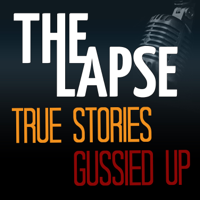 Podcast cover art for The Lapse Storytelling Podcast