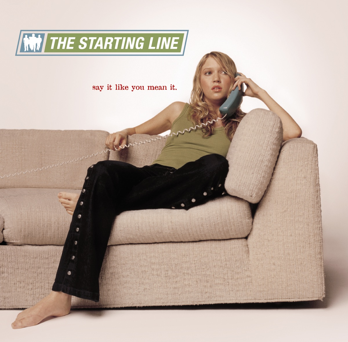 Say It Like You Mean It The Starting Line CD cover