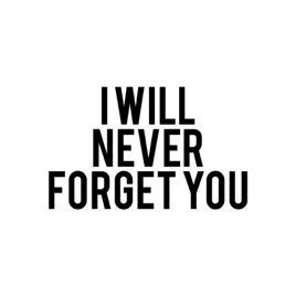 I Will Never Forget You Single By Najeeya Jaan On Apple Music