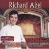 Hommage aux compositeurs canadiens et québécois (feat. Francis Goya), Richard Abel