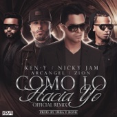 Como Lo Hacia Yo (Remix) [feat. Nicky Jam, Zion & Arcángel] - Single