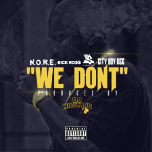 We Don't (feat. Rick Ross, Ty Dolla $ign, & City Boy Dee) - Single Mp3 Download