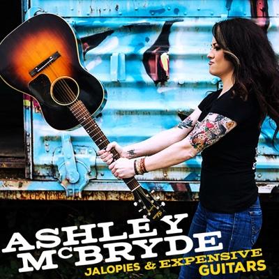 Jalopies & Expensive Guitars - Ashley McBryde album