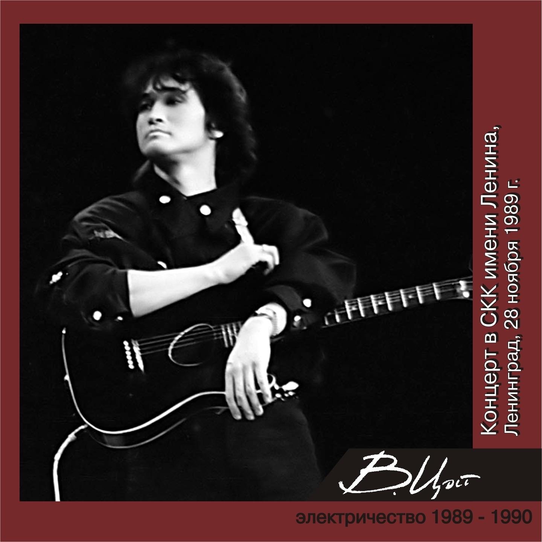 Концерт в СКК имени Ленина (Ленинград, 28 ноября 1989 г.) [Live]