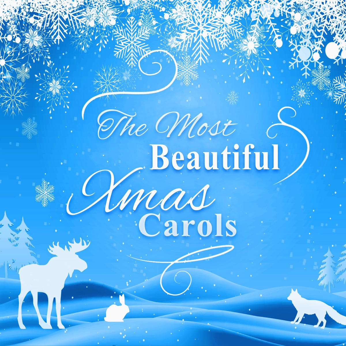 The Most Beautiful Xmas Carols – Instrumental Melodies for Christmas ...