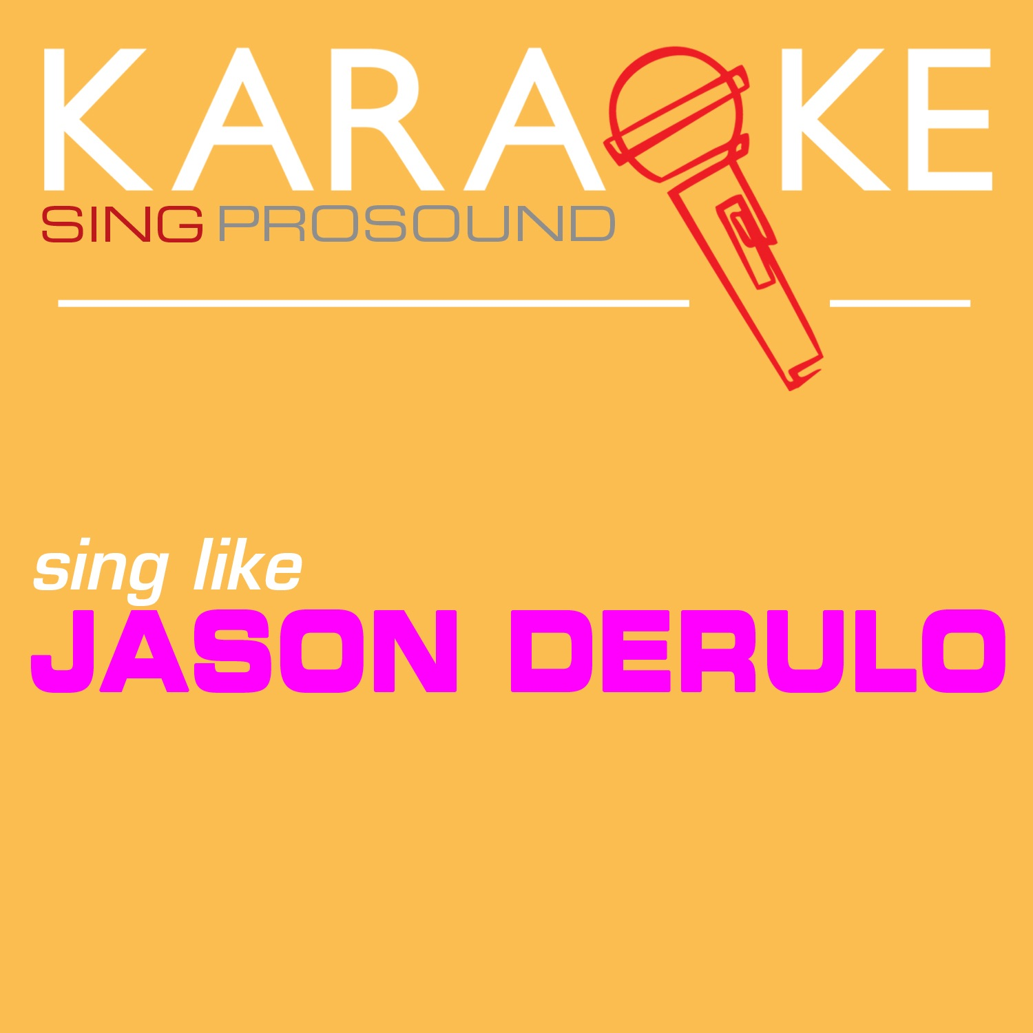 Karaoke in the Style of Jason Derulo - EP