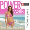Power Walk - Bikini Body Beach Hits: 42 Min Non-Stop Workout (123-134 BPM Perfect for Moderate Paced Walking, Elliptical, Cardio Machines and General Fitness), Power Music Workout
