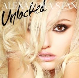 アレクサンドラ スタンの unlocked deluxe edition をapple musicで