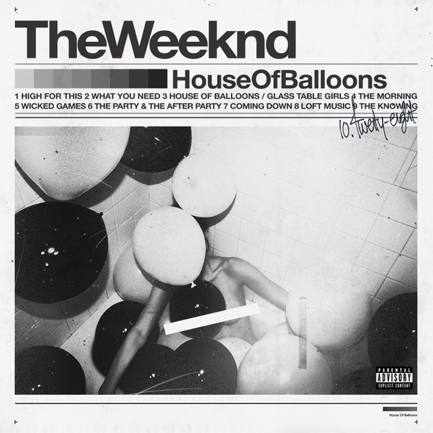 House of Balloons by The Weeknd on Apple Music