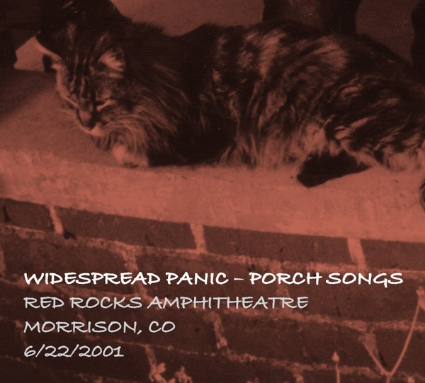 Live at Red Rocks 6/22/2001 (live)