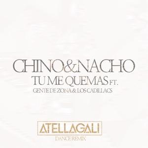 Tu Me Quemas (AtellaGali Dance Remix) [feat. Gente de Zona & Los Cadillacs] - Single Mp3 Download