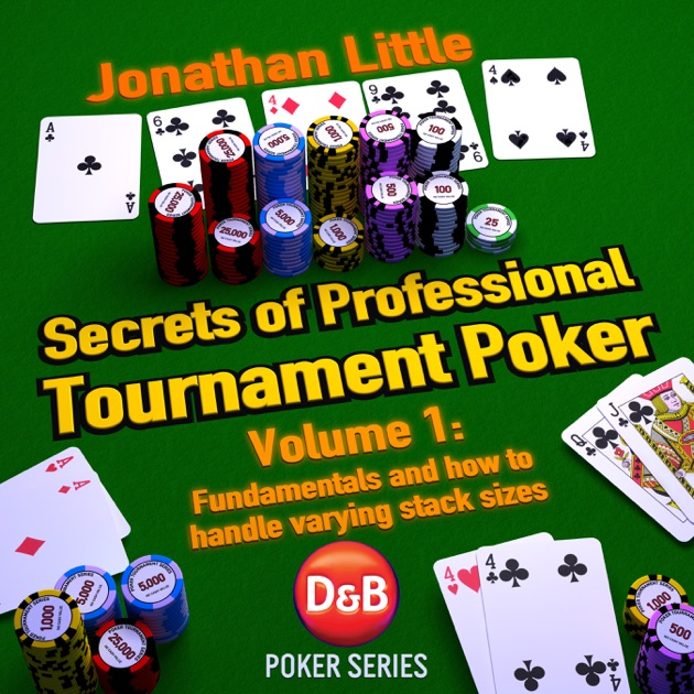 Secrets Of Professional Tournament Poker Volume 1 Fundamentals And