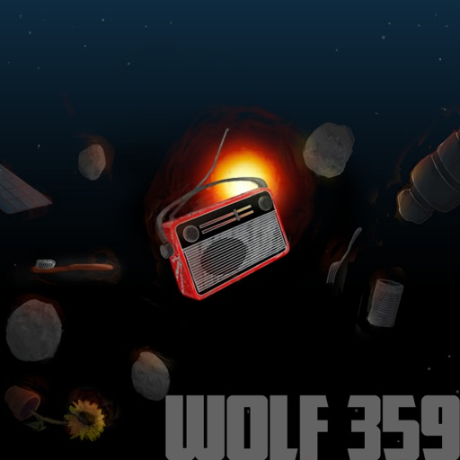 Cover image of Wolf 359