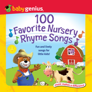 100 Favorite Nursery Rhyme Songs - Baby Genius - Baby Genius