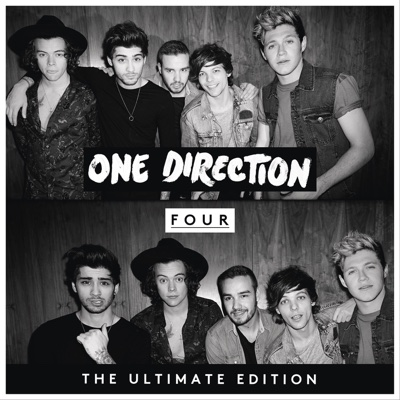 FOUR (The Ultimate Edition) - One Direction album