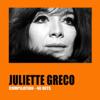 Juliette Gréco - Compilation 40 Hits artwork