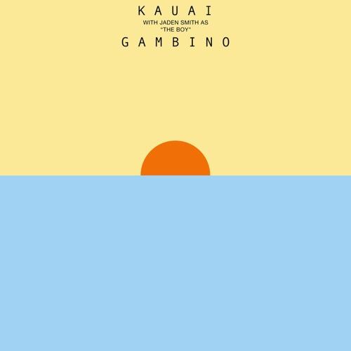 Childish Gambino - Kauai - EP