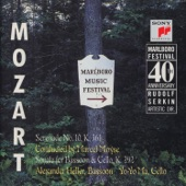 "Marlboro Recording Society;Marlboro Festival Orchestra - Serenade No. 10 in B-Flat Major, K. 361 ""Gran partita"": IV. Menuetto. Allegretto & Trios I & II (Instrumental)"